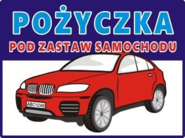KREDYTY pozabankowe pod zastaw pojazdów >>>